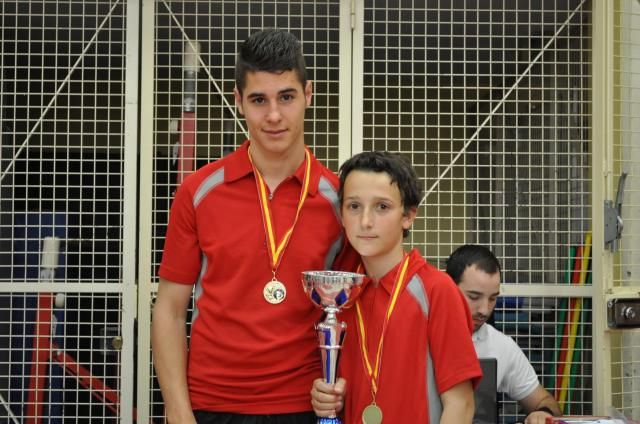 Champions de Vaucluse Juniors 2013/2014