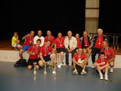 Champions de Vaucluse D2 Champions et vice champions de Vaucluse D3 2012/2013.